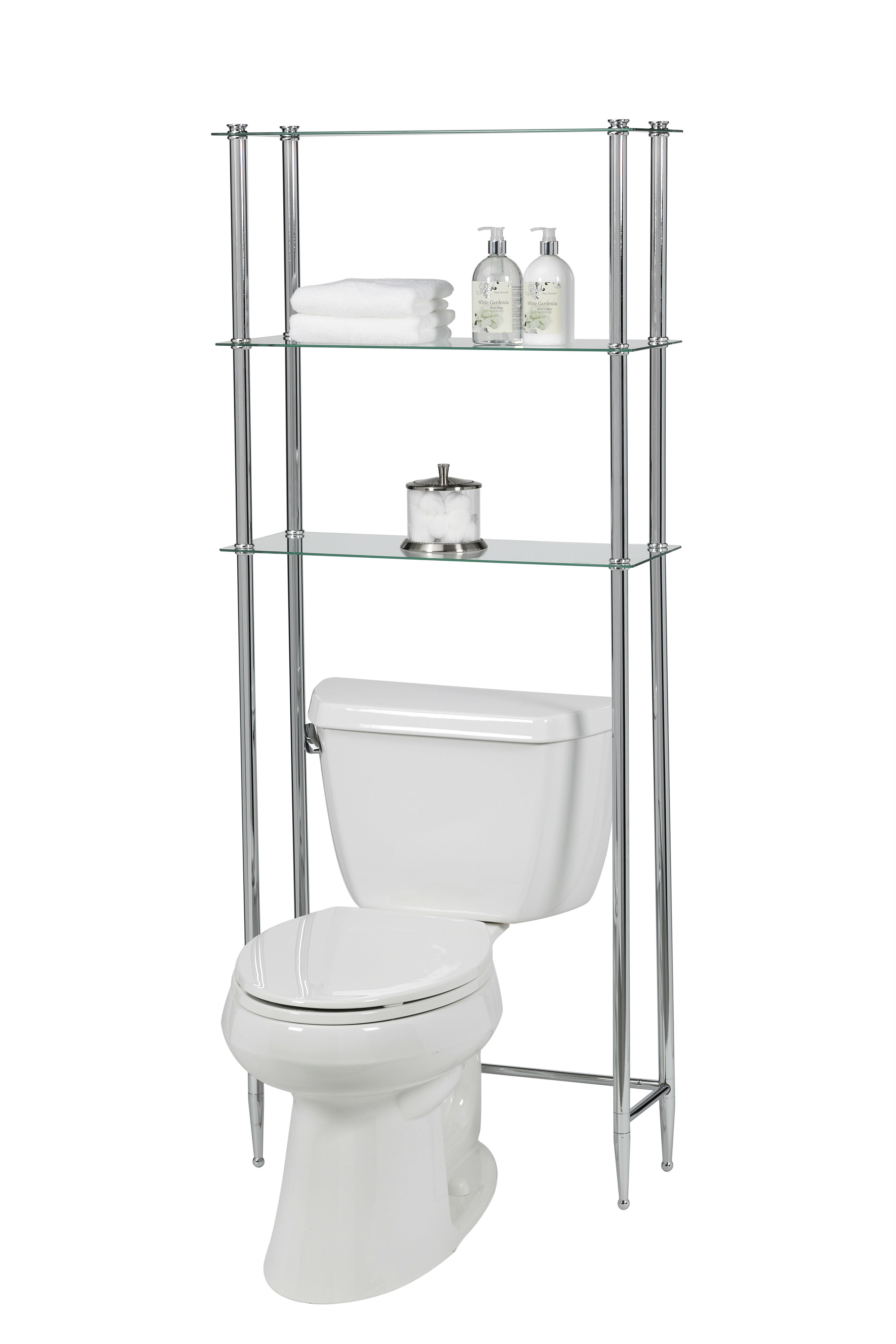 spacesaver home tier garden overstock shipping doors today leighton bathroom glass product collection with free