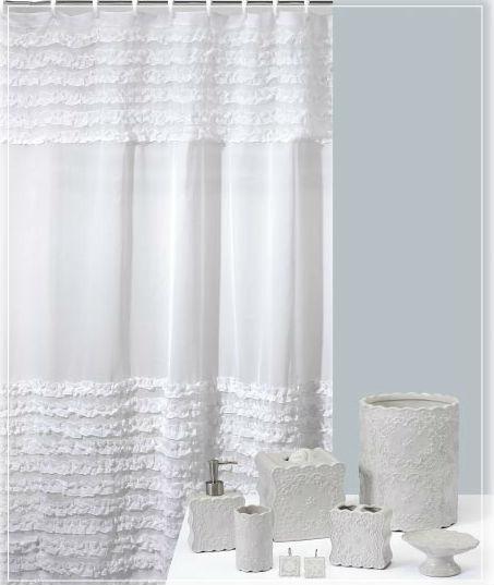 Bath coordinates shower curtains for Bathroom coordinate sets