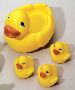 Rubber Duck small