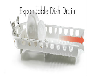 EXDO XP Dish Drain