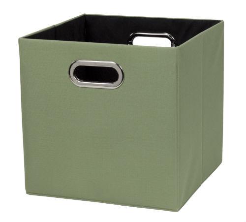 32802-GRN Fold N Store Crate Green