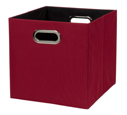 32802-RED Fold N Store Crate Red