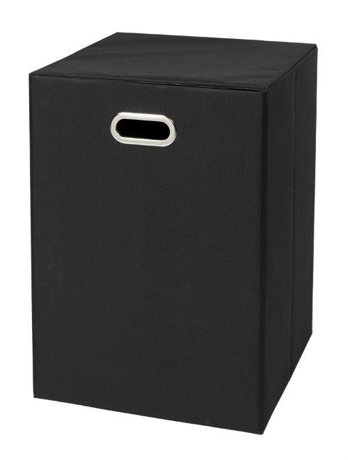32800-BLK Fold N Store Hamper Black