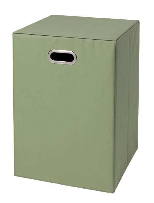 32800-GRN Fold N Store Hamper Green