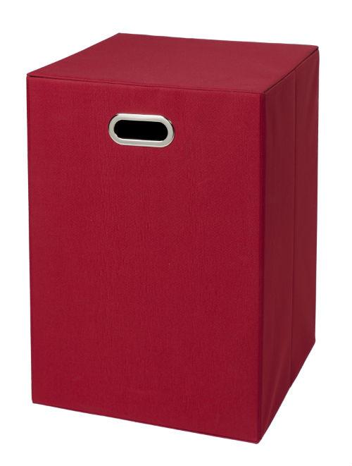 32800-RED Fold N Store Hamper Red