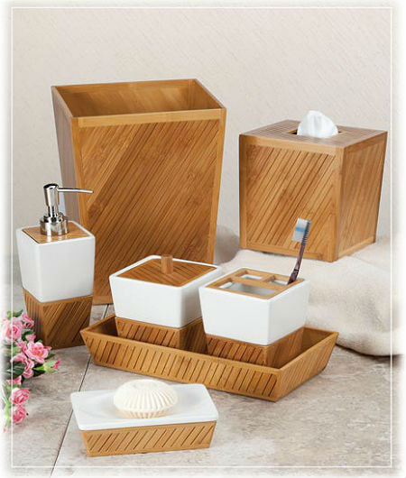 Spa Bamboo Collection