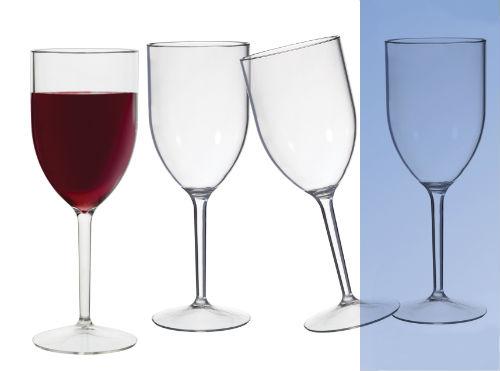 STM23CLR 8Pk Wine Glass