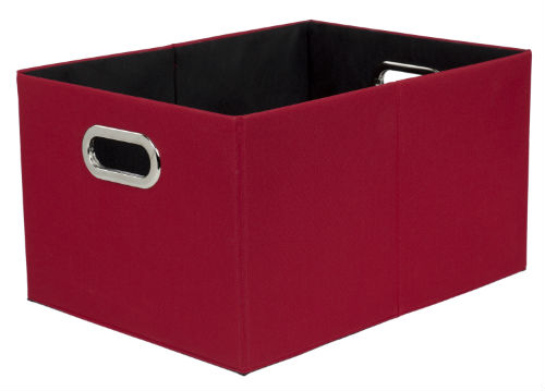 32803-RED Small Tote Red