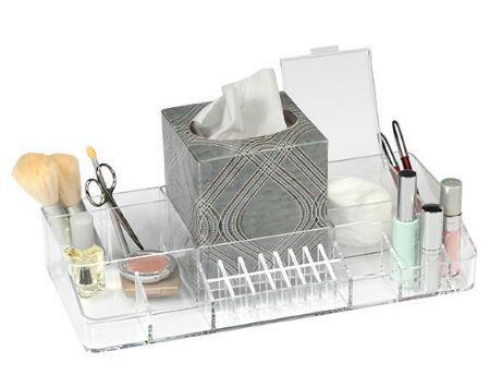 31700CLR Cosmetic Tray